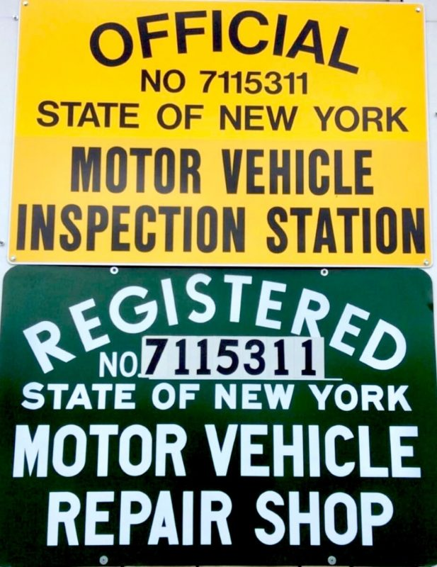 vehicle inspections in chester ny