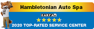 Top Rated Service Center by CARFAX